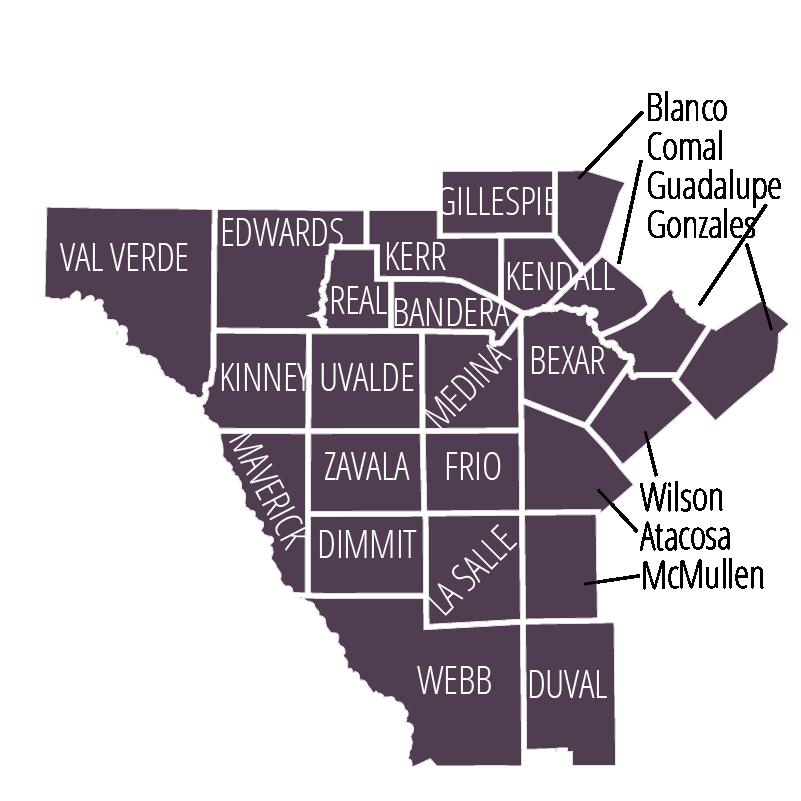 Regions | GFOAT | Government Finance • Texas